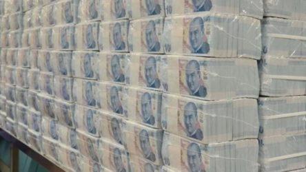Merkez Bankası piyasayı fonladı: 71 milyar 999 milyon 999 bin 984 lira