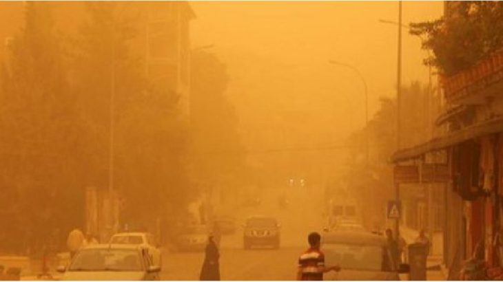 Meteoroloji'den iki bölge için toz taşınımı uyarısı