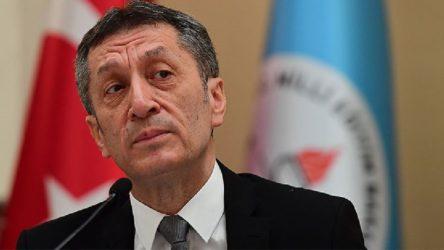 Milli Eğitim Bakanı Selçuk'tan 'Okullar kapanacak mı?' sorusuna yanıt