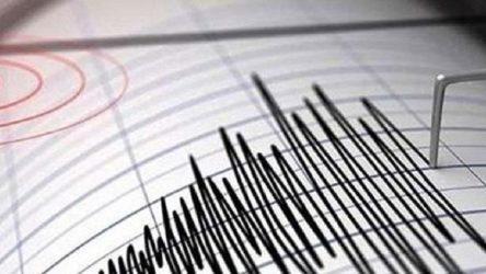 Muğla'nın Datça ilçesi açıklarında 4.8 şiddetinde deprem