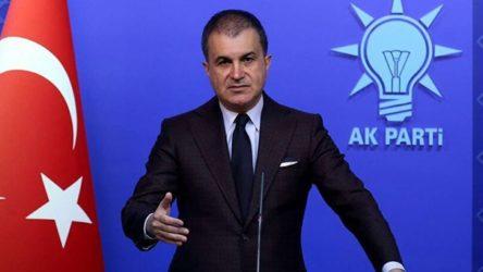 AKP MYK sonrası Ömer Çelik'ten gündeme ilişkin açıklama