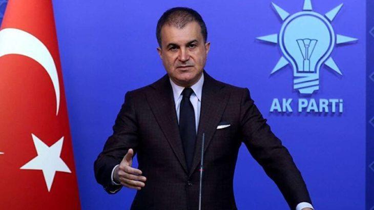 Ömer Çelik, AKP MYK toplantısı sonrası konuştu