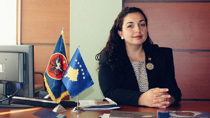 Kosova'nın yeni Cumhurbaşkanı 71 oy ile Vjosa Osmani oldu