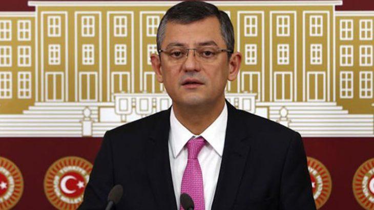 CHP'li Özgür Özel: Erdoğan'ın yaptığı büyük pişkinlik