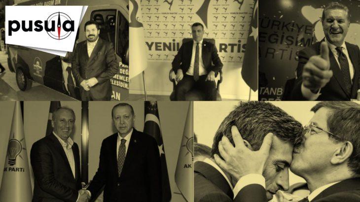 CHP'den kopanlar AKP'ye koşanlar