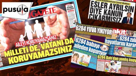 PUSULA | İstanbul Sözleşmesi, 6284 ve Medeni Kanun: Gericiler neden karşı?
