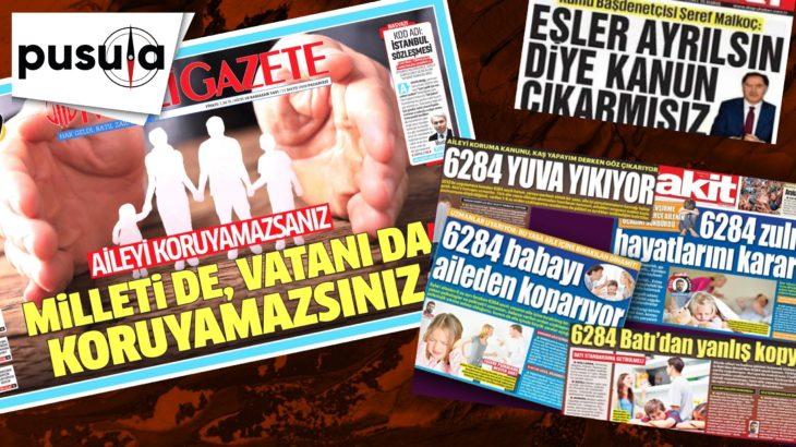 İstanbul Sözleşmesi, 6284 ve Medeni Kanun: Gericiler neden karşı?