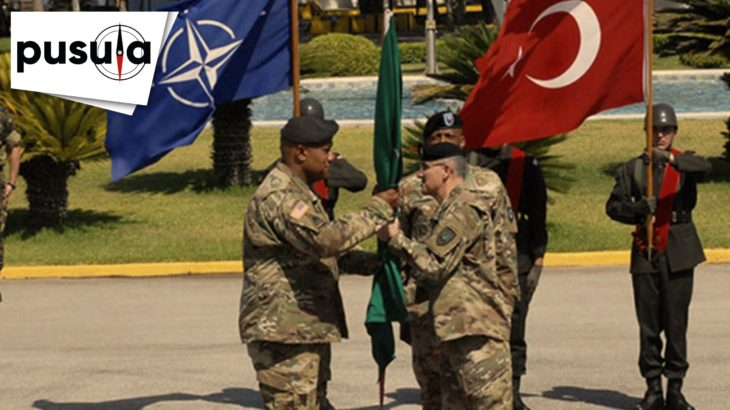 NATO'nun ön cephe gücü ve TSK