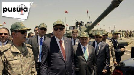 PUSULA | Ordunun siyasal kimliği üzerine bir deneme: TSK'nın kimlik bunalımı