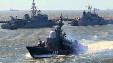 Rusya, Karadeniz'deki bazı bölgeleri gemi geçişine kapattı