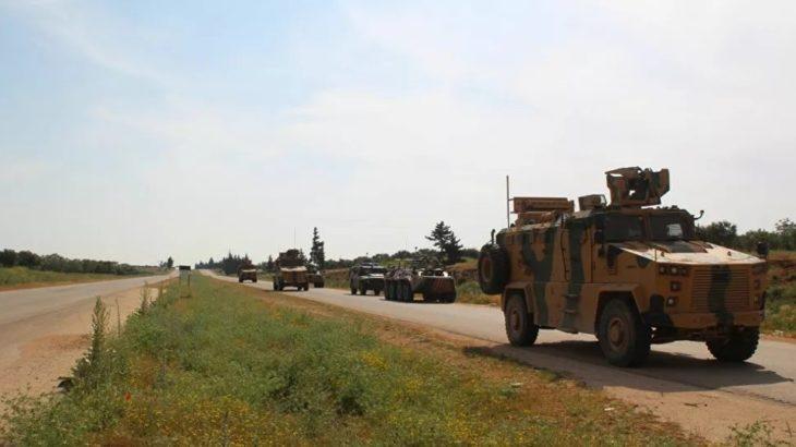 Rus ve Türk askerlerinden Suriye'de 150. ortak devriye