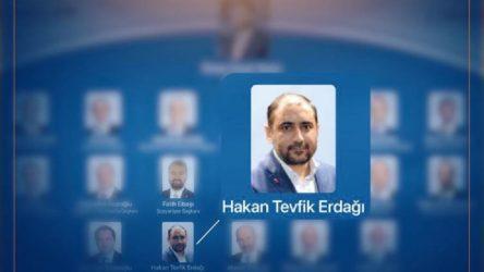 Saadet Partisi İstanbul Kadın Kollarına erkek 'başkan'
