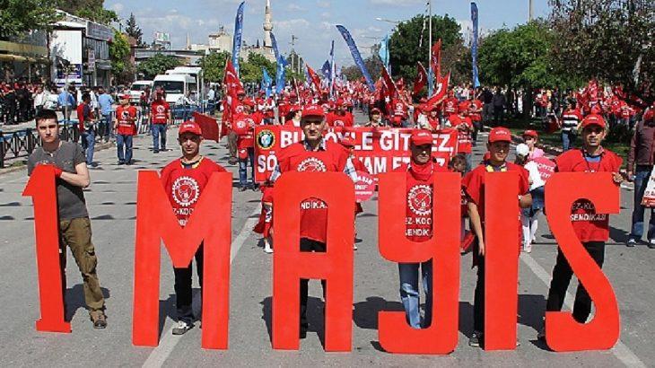 Gebze Sendikalar Birliği'nden 1 Mayıs kararı