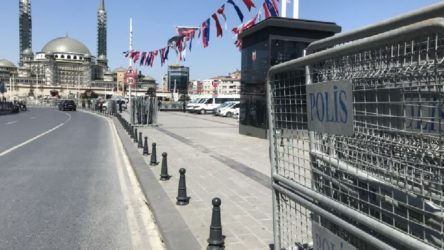 Sendikalardan 1 Mayıs'ta Taksim'de