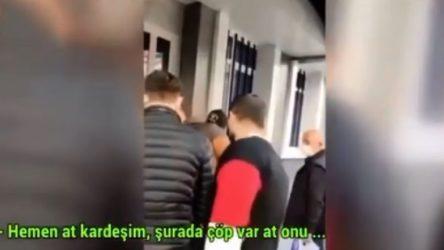 Samsun'da polis nezaretinde gericilik: Lan Ramazan Ramazan!