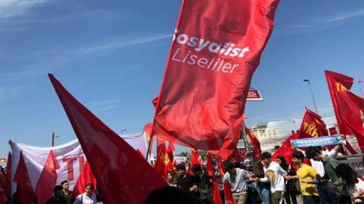 Sosyalist Liseliler'den 1 Mayıs çağrısı