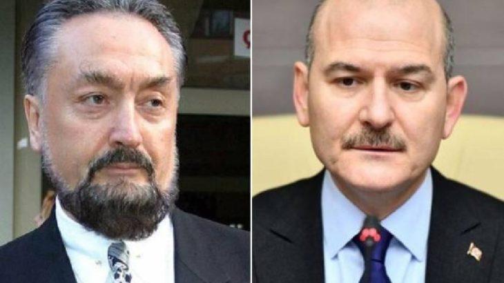 Adnan Oktar cezaevinden Süleyman Soylu'ya mektup yazmış