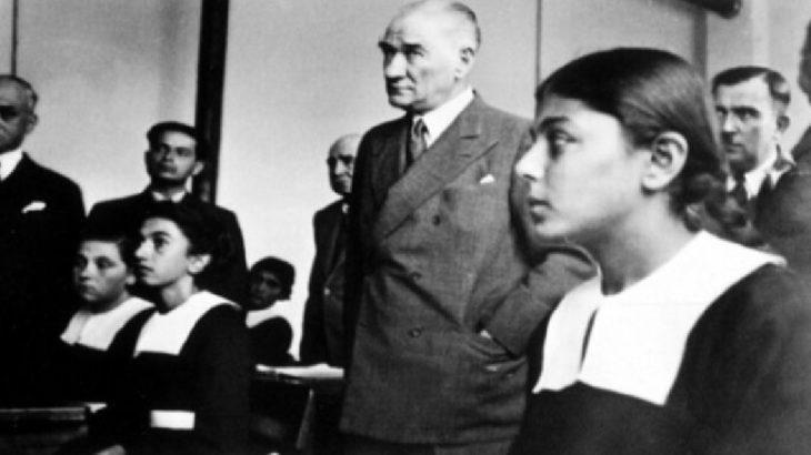Tarih öğretmenlerinin Whatsapp grubunda Atatürk'e hakaret