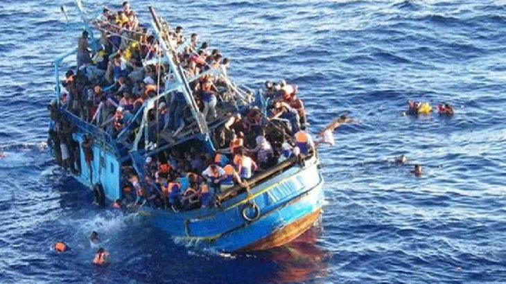Akdeniz'deki tekne kazasında 100 sığınmacı hayatını kaybetti