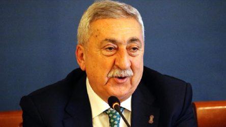 TESK Başkanı Palandöken: Esnafa yapılacak yardımlar hibe şeklinde olmalı