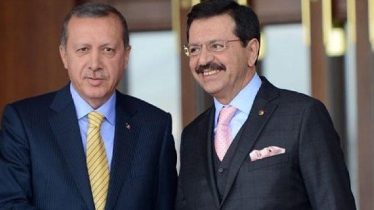 TOBB Başkanı Hisarcıklıoğlu: Kısa çalışma ödeneği yeniden başlatılmalı