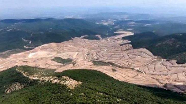 Siyanürle altın arama ruhsatının iptali için yurttaşlar dava açtı: En az 5 milyon ağaç kesilecek