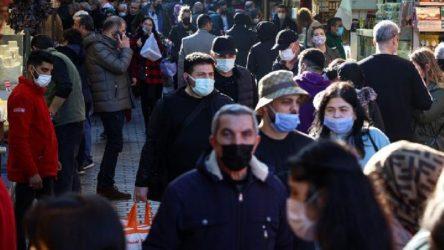 Türkiye'de bugün 186 kişi hayatını kaybetti, 44 bin 756 yeni vaka