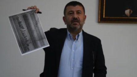 Ağbaba paylaştı: AKP'li belediyenin Almanya'ya gönderdiği ve geri dönmeyen kişilerin listesi