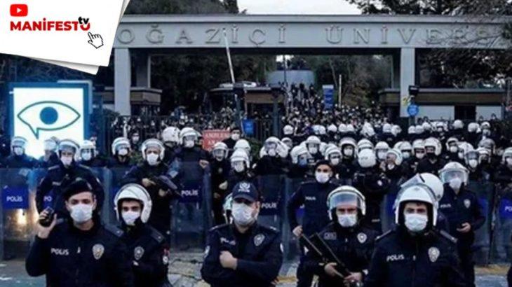 MANİFESTO TV | Boğaziçi Direnişi'nden yeni bir üniversite mücadelesine
