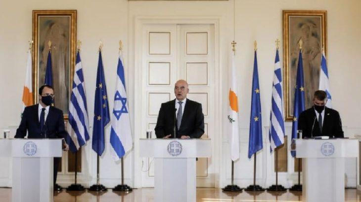 Yunanistan ile İsrail arasında uçuş anlaşması