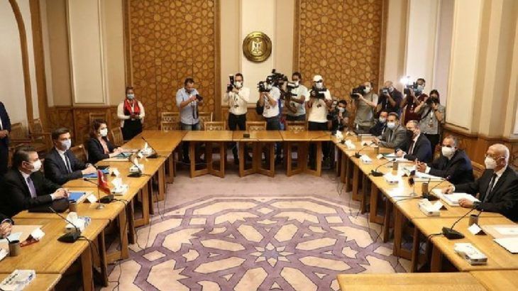 Dışişleri Bakanlığı'ndan Mısır açıklaması: Görüşmeler samimi oldu