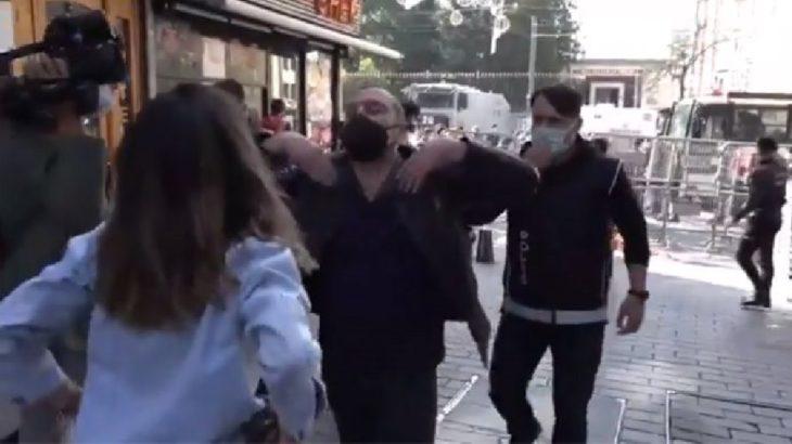 Polis şiddetini görüntüleyen gazetecilere engel: Genelge gerekçe gösterildi!