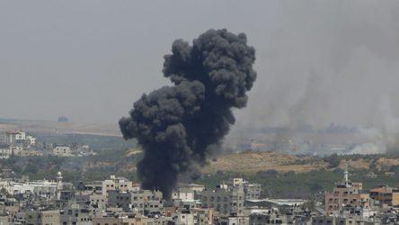 İsrail'in saldırılarında yaşamını yitiren Filistinlilerin sayısı 200'e yükseldi