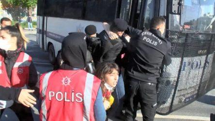 1 Mayıs'ta gözaltına alınan 237 kişi serbest bırakıldı