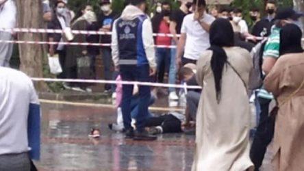 Bir yurttaş Galata Kulesi'nden atlayarak intihar etti!