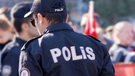 Emniyet'te 21 binden fazla polisin görev yeri değişti