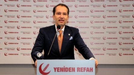 Yeniden Refah Partisi'nin 19 Mayıs mesajı tepkilerin odağı oldu