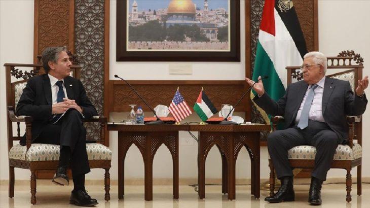 ABD'den Filistin Başkonsolosluğu kararı
