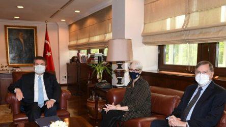 ABD'den Türkiye'ye ziyaret: Yaptırımlar için alternatifler sunduk