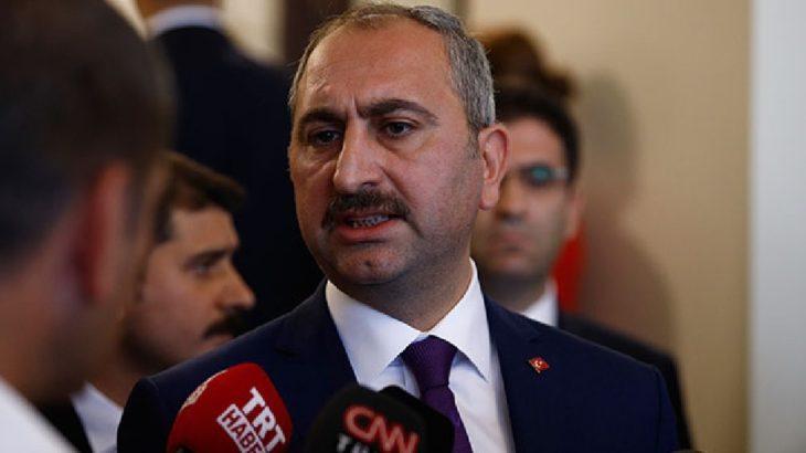 Adalet Bakanı Gül'den Filistin açıklaması