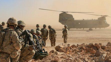 Afganistan barış görüşmeleri öncesinde ABD'den askeri takviye açıklaması