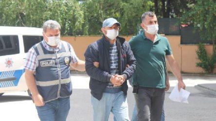 Amasya Merzifon'da cinayet: Daire kavgasında ağabeyini öldürdü