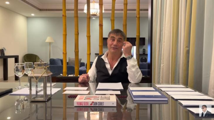 Sedat Peker'in paylaşımları ile ilgili mahkemeden 'engelleme' kararı