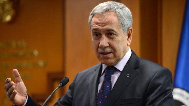 Arınç'tan 'Sedat Peker' açıklaması: Yargı iddialarla ilgili gereğini yapmalı
