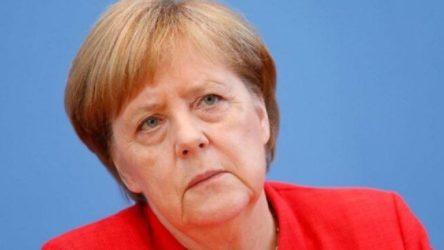 Merkel de aşıların fikir mülkiyetinin kaldırılmasına karşı