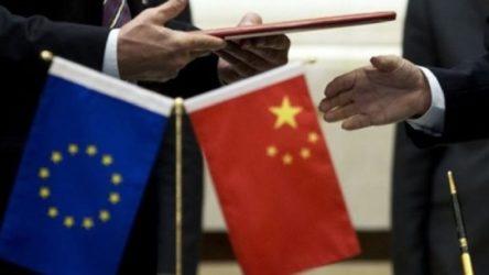 Avrupa Parlamentosu'ndan Çin'den gelecek yatırımlar için önemli karar