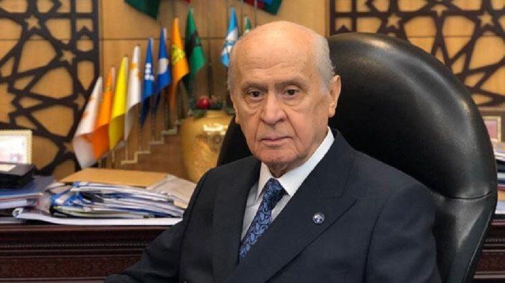 Bahçeli'den anayasa açıklaması: Anayasa önerimizin hazırlık çalışmaları tamamlandı