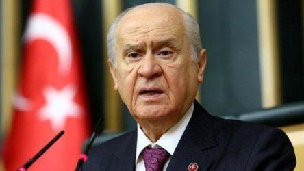 Bahçeli ısrarcı: Kabil emniyetli değilse Ankara güvende olamaz