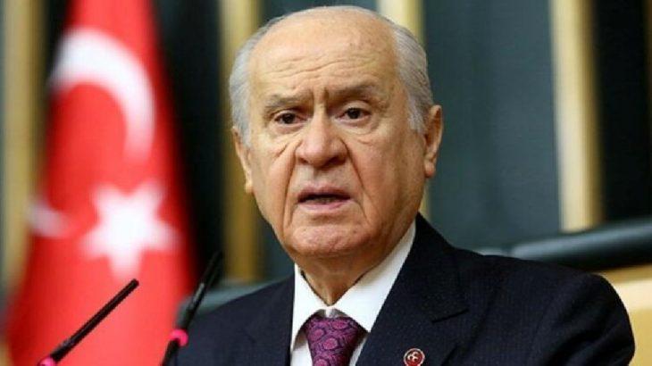 Devlet Bahçeli, Cumhur İttifakı'nın belirlediği yeni seçim barajını açıkladı