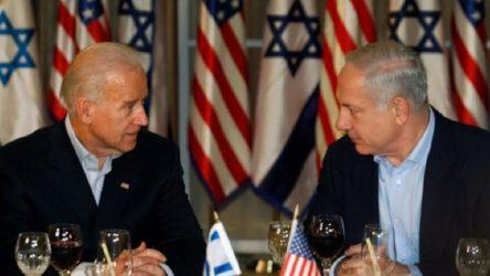 Biden'dan Netanyahu'ya 'gerginliği düşür' telefonu